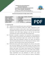 RPP 3.12 Aturan Sinus Dan Cosinus