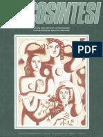 PSICOSINTESI  - Aprile 1992