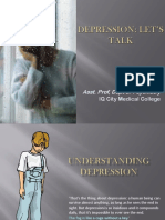 Depression lets talk.pptx