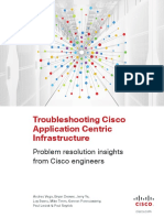Cisco TroubleshootingApplicationCentricInfrastructure