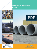 Polyolefin Materials in Industrial Pipe Applications