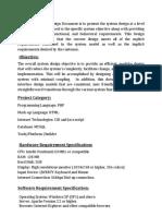 Online Seminar Library System