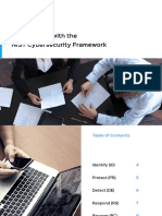 eBook - How to Align With the NIST Cybersecurity Framework