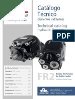 Catálogo de Elementos hidráulicos de Bezares SA