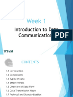 introduction to data comm