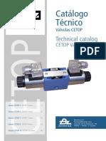 CETOP Valves TDZ Hydraulics - Bezares SA