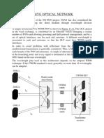 WDM Passive Network