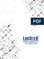 Lucktech Katalog