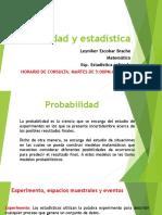 TECNICAS DE CONTEO - PROBABILIDAD - Variables aleatorias discretas.pptx