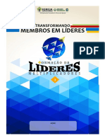 EF Caderno Transformando Membros Em Líderes