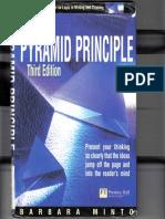 The Piramid Principle_barbara Minto