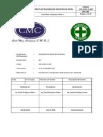 Cmc-ssoa-ig-004 Instructivo Seguridad en Desate de Rocas