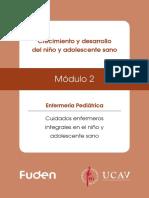 Modulo 2_Crecimiento y Desarrollo Del Niño y Adolescente Sano
