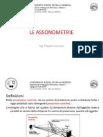 Le Assonometrie