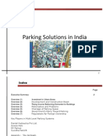 Parking Solutions Final March 2010 by IBS&Roy
