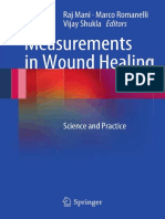 Colin Davies - Measurements in Wound Healing_ Science and Practice-Springer-Verlag London (2013)