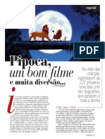 Especial Cinema Infantil - Revista ZZZ