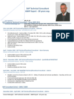 CV Erwan Nalewajek - En 2