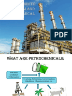 Intro to Petroleum and Petrochemicals