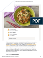 Ricetta Noodles Con Pollo e Gamberi - La Ricetta Di GialloZafferano