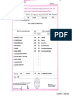 10th Certificate Varification
