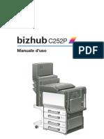 Konica Minolta Bizhub C 252P