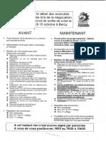 Le détail des avancées obtenues à Bercy le 15 octobre par les syndicats
