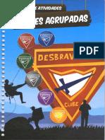 Caderno de Atividade Das Classes Agrupadas 2015