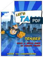 Let's Talk Tenses