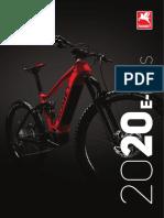 ROMET E-Bike 2020 Kerékpár katalógus / Bicycle catalog