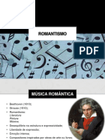 Romantismo - Resumo
