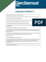 API 1 Estudios de Genero Siglo 21