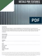 CGAxis PBR Textures Volume 6 - Metals