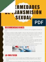 Enfermedades de transmisión sexual Diapositivas (1)