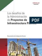 Los desafíos de la Administración de Proyectos de Infraestructura