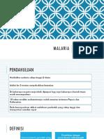 TBR Malaria