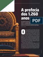 A. 737. a Profecia Dos 1260 Anos - Pr. Nicholas P. Miller