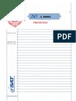 Formato de Escritura Publica en Papel Sellado