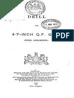 Drill for 4.7inch Q.F. gun fixed armaments.pdf