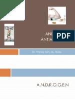 7.1. Androgen & Antiandrogen 30.10.13
