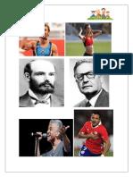 Apunte personajes de Chile