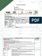 Actividad de Aprendizaje 17 -09