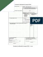 Certificatul de Transport EUR.1