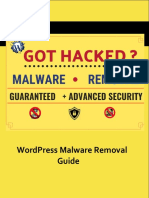 WordPress Malware Removal Prevention - A Complete Guide