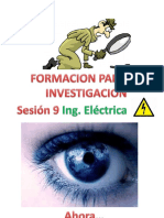 9 y 10 Sesion Estado de La Cuestion Electrica