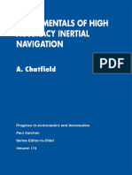 (Progress in Astronautics and Aeronautics 174) a. Chatfield - Fundamentals of High Accuracy Inertial Navigation-American Institute of Aeronautics and Astronautics (1997)