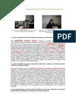 Habilitación y validación HACCP - diferencias