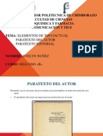 Evelyn Nuñez Comuniccion y Tics