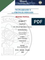 Uncinariasis y Estrongiloidiasis