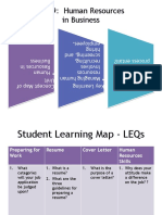 Unit 09 SLM Human Resoruces in Business